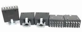 LOT OF 5 NEW BEAU CINCH 39F288 PLUG & SOCKET CONNECTORS