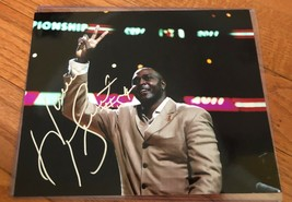 Chicago Bulls Signed autographed  8x10 photo HORACE GRANT  - £45.37 GBP