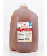 Kauffman's Homemade Fresh Apple Cider, Frozen for Shipping, Appr. 0.9 Ga... - $34.77