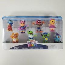 Disney Junior Muppet Babies 8 Piece Collectible Figure Set New - $19.97