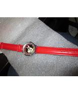 Betty Boop Fashion Red Watch Brand new - $12.50