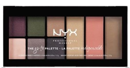 NYX Go-to Bon Voyage Full Face Palette New / Sealed - $6.88