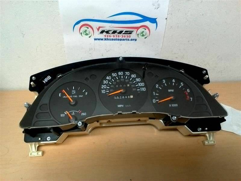 Primary image for Speedometer US Tachometer With Floor Console Fits 98-99 LUMINA CAR 69294