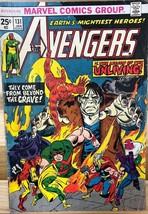 THE AVENGERS #131 (1975) Marvel Comics G/VG - $9.89
