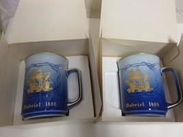 B&G 1979 First Edition Gabriel Ship Porcelain Collectors Mug Bing & Gron... - $30.67