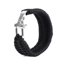 Utdoor camping survival gear buckle outdoor tools equipment paracord rescue rope escape thumb200