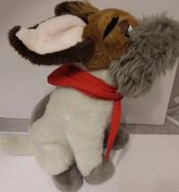 "Disney Co. Oliver & Company Dodger Dog Stuffed Plush Animal 12"" Disneyan... - $21.60"