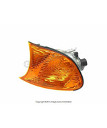 BMW E46 (01-03) Turn Signal Light w/ Yellow Lens Front LEFT (Driver Side... - $49.90