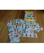 Jeux Nathan Domino a chacun son contraire / game of opposite 28 cards  - $9.90