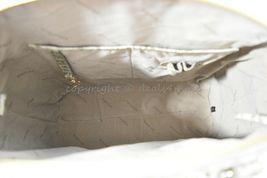 NWT Brahmin Large Leather Duxbury Satchel/Shoulder Bag in Silver Birch Melbourne image 9