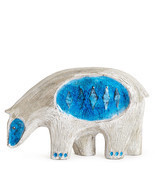 Jonathan Adler - Glass Menagerie Blue Polar Bear Statue - £101.98 GBP