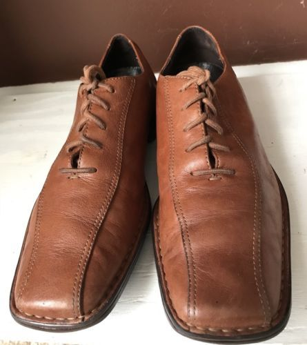 cd3d4c523d0d5 ROCKPORT Men's Square Toe Oxford Brown and 50 similar items. 12