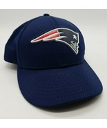 New England Patriots New Era 59Fifty Low Profile Blue Fitted Logo Hat Me... - $27.60