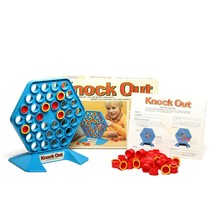 KNOCK OUT Board Game from Milton Bradley Vintage 1978 Excellent & COMPLETE  - $14.58