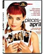 Pieces of April Dvd - $10.50