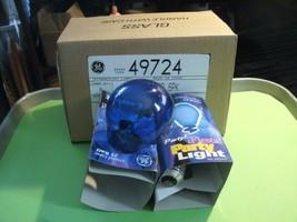 7#   GE Lighting Party Light 49724 25-Watt Blue A19 Light Bulb with Medium Base - $5.95