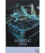 SUGARCULT POSTER, LIGHTS OUT (S2)   - $6.79