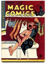 Magic  #68 1945-David McKay-Blondie-Lone Ranger-Mandrake - $69.36