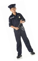 California Costumes Police Costume One Color Standard Packaging Small - $38.95