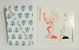 FTD MEMORIAL FLORISTS & GREENHOUSES INC. Deck of Playing Cards   (#37) image 3