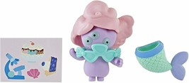UglyDolls Surprise Disguise Mermaid Maiden Tray Toy, Figure and Accessories - $7.92