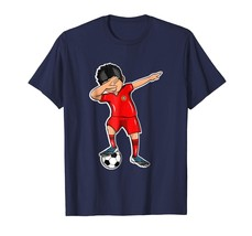 New Shirts - Dabbing Soccer Boy Portugal Jersey T Shirt Football Fan Men - $19.95+