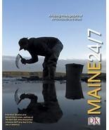 Maine 24/7 Book (2004, Hardcover) Like New - $12.34