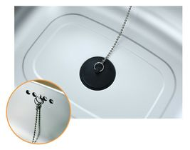 Silicook Stainless Steel Basin Dishpan Dish Washing Bowl Bucket Basket (Hole) image 5