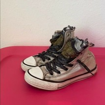 Girls CONVERSE INE STAR CASUAL SNEAKERS size 13 - $27.72