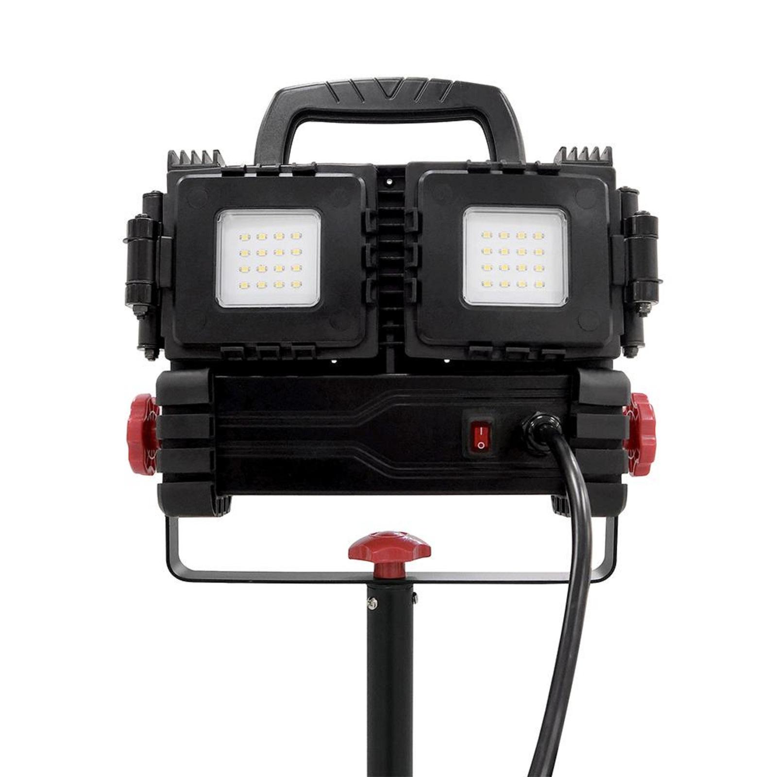 Tripod Work Light 3200 Lumen Multi Directional Led Bulb