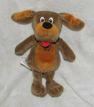 THE WIGGLES WAGS DOG PLUSH STUFFED ANIMAL 2003 SPIN MASTER LTD VINTAGE - $12.81