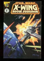 STAR WARS: X-WING ROGUE SQUANDRON #1/2 LIMITED WIZARD NM - $31.53