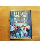 High School Musical (DVD, 2006, 2-Disc Set, Remix Edition) - $8.90