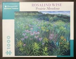 """Pomegranate 1000 Piece Jigsaw Puzzle - Prairie Meadow - 20"""" x 25"""" Rosali... - $18.76"""