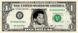 GARY COLEMAN Arnold Jackson Diff'rent Strokes on REAL Dollar Bill Cash M... - $8.88