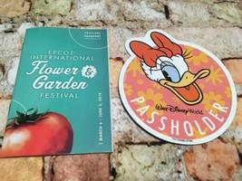 Disney World Annual Passholder Magnet DAISY 2019 Epcot Flower Garden Festival - $16.83