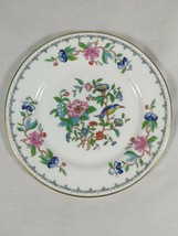 "Aynsley Pembroke Salad Plate Fine English Bone China Birds Flowers 6.5"" - $13.00"