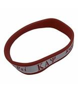 Kappa Alpha Psi - Silicon Wrist Band (Striped) - £5.78 GBP