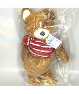 North american bear Co Teddy Bear stuffed plush animal fuzzy soft baby gift - $33.41