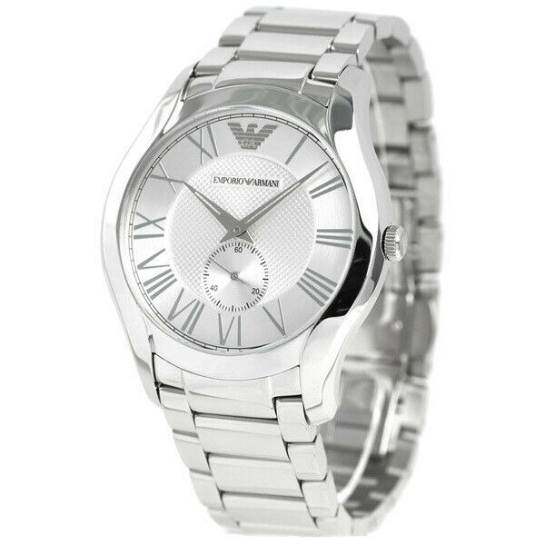 Armani Silver Dial Men's Stainless Steel Watch AR11084 - $126.64