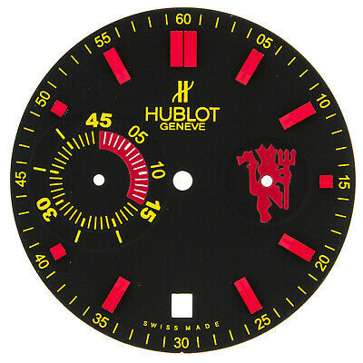 Primary image for Hublot Big Bang 318.CM.1190.RX.MAN08 Red Devil 33 mm Dial for 45 mm Men's Watch