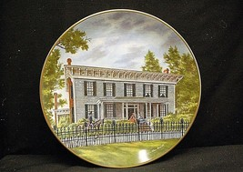 Gorham Fine China 1978 First White House Confederacy ACC Series Collector Plate - $19.79