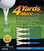 """4 Yards More Golf Tees 3 1/4"""" Driver  - $3.99 - $19.99"""