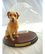 The Bradford Exchange Faithful Friend First Edition Labs: Loved & Loving... - $17.81
