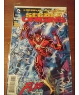 Secret origins #7 January 2015 the New 52 - $12.86