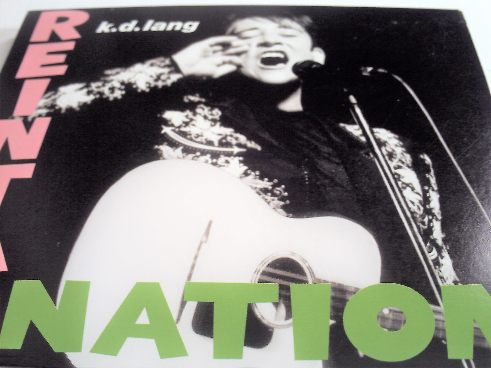 k. d. lang Reintarnation CD