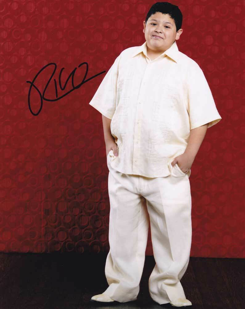 Primary image for Rico Rodriguez In-person AUTHENTIC Autographed Photo COA SHA #28001