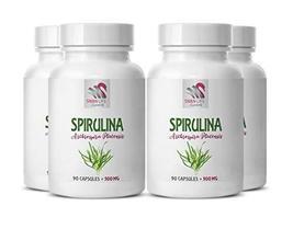 spirulina Supplement - SPIRULINA 500mg - antioxidant for Skin - Weight L... - $59.35
