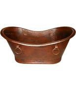 "Copper Bathtub ""Orlando"" - $2,900.00"