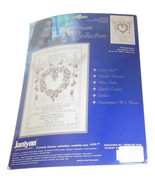 Janlynn Counted Cross Stitch Kit Wedding Doves New Bride Groom Newlywed Gift - £12.42 GBP